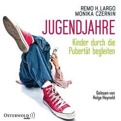 Jugendjahre von Czernin,  Monika, Heynold,  Helge, Largo,  Remo H.