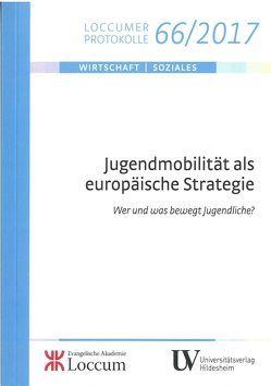 Jugendmobilität als europäische Strategie von Lange,  Joachim