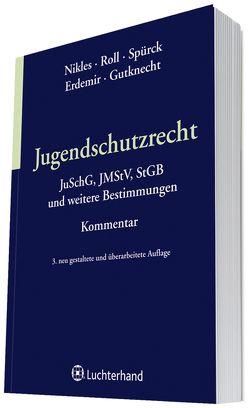 Jugendschutzrecht von Nikles,  Bruno W., Roll,  Sigmar, Spürck,  Dieter, Umbach,  Klaus