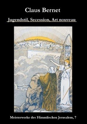 Jugendstil, Secession, Art nouveau von Bernet,  Claus