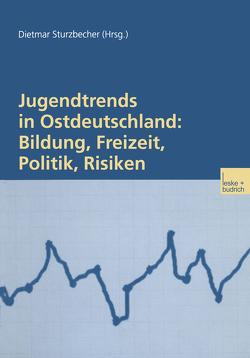 Jugendtrends in Ostdeutschland: Bildung, Freizeit, Politik, Risiken von Sturzbecher,  Dietmar