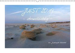 JUIST 2019 – strandsüchtig – (Wandkalender 2019 DIN A3 quer) von Schmidt,  Daphne