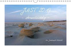 JUIST 2019 – strandsüchtig – (Wandkalender 2019 DIN A4 quer) von Schmidt,  Daphne