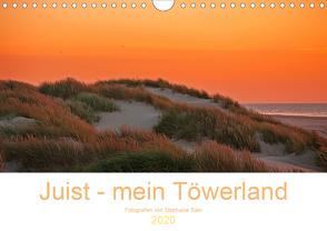Juist – mein Töwerland (Wandkalender 2020 DIN A4 quer) von Baer,  Stephanie