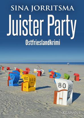 Juister Party. Ostfrieslandkrimi von Jorritsma,  Sina