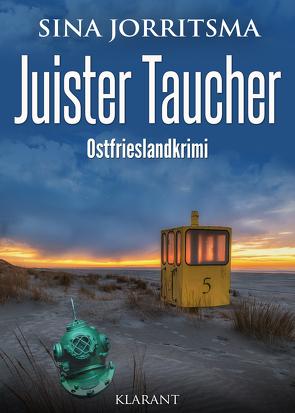 Juister Taucher. Ostfrieslandkrimi von Jorritsma,  Sina
