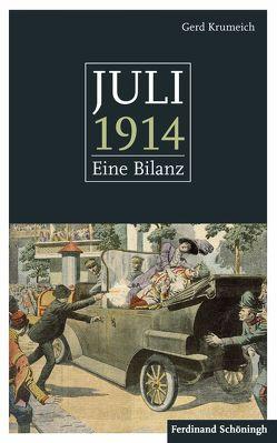 Juli 1914 von Krumeich,  Gerd