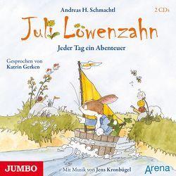 Juli Löwenzahn. Jeder Tag ein Abenteuer [1] & [2] von Gerken,  Katrin, Schmachtl,  Andreas H.