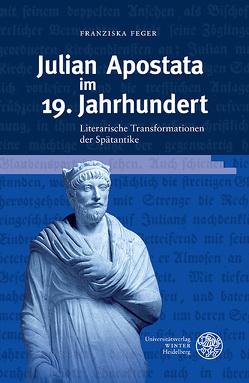 Julian Apostata im 19. Jahrhundert von Feger,  Franziska