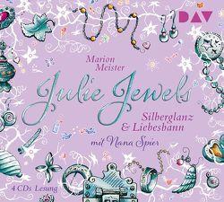 Julie Jewels – Teil 2: Silberglanz und Liebesbann von Meister,  Marion, Spier,  Nana