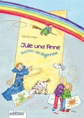 Julie und Anne suchen die Regenhexe von Dors-Mager,  Gabi