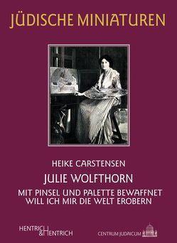 Julie Wolfthorn von Carstensen,  Heike