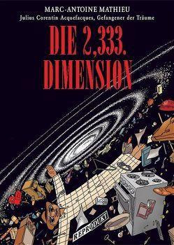Julius Corentin Acquefaques, Gefangener der Träume / Die 2,333. Dimension von Budde,  Martin, Mathieu,  Marc-Antoine