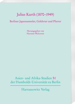 Julius Kurth (1870–1949) von Kuwabaru,  Setsuko, Walravens,  Hartmut