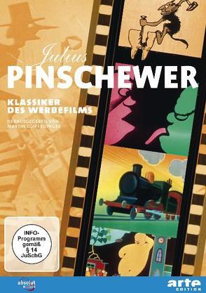 Julius Pinschewer von Loiperdinger,  Martin, Pinschewer,  Julius