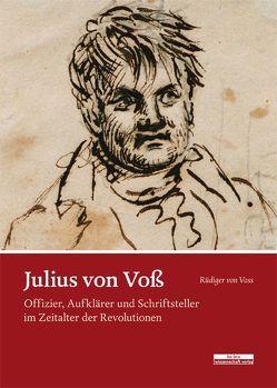 Julius von Voß von von Voss,  Rüdiger