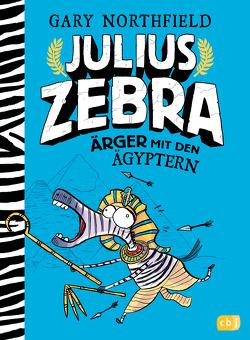 Julius Zebra – Ärger mit den Ägyptern von Northfield,  Gary, Pflüger,  Friedrich
