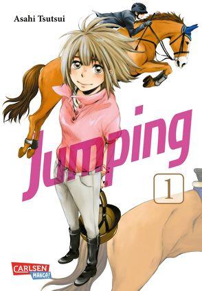 Jumping 1: Jumping von Gravert-Stutterheim,  Nadja, Tsutsui,  Asahi