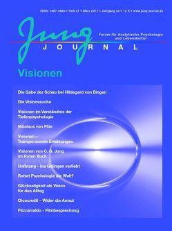 Jung Journal 37: Visionen von Müller,  Anette, Müller,  Lutz