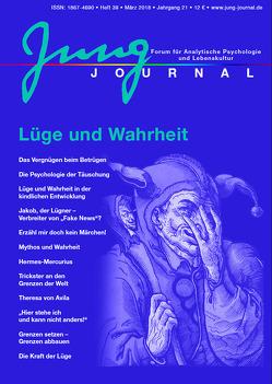 Jung Journal Heft 39:Lüge und Wahrheit von Müller,  Anette, Müller,  Prof. Dr. Lutz