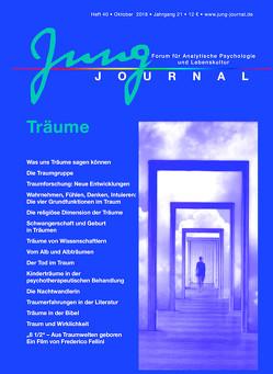 Jung Journal Heft 40: Träume von Anette,  Müller, Prof. Dr. Müller,  Lutz