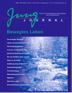 Jung Journal Heft 41: Bewegtes Leben von Anette,  Müller, Prof. Dr. Müller,  Lutz