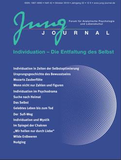 Jung Journal Heft 42: Individuation – Die Entfaltung des Selbst von Anette,  Müller, Prof. Dr. Müller,  Lutz