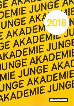 Junge Akademie 2018