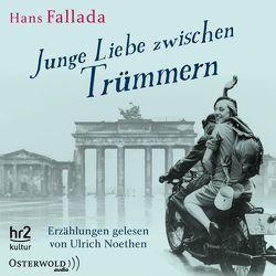 Junge Liebe zwischen Trümmern von Fallada,  Hans, Noethen,  Ulrich, Walther,  Peter