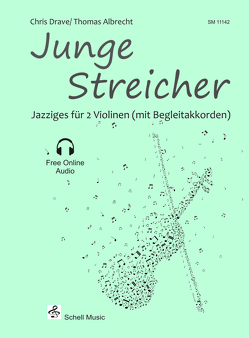 Junge Streicher (Violinen Duo) von Albrecht,  Thomas, Drave,  Christian