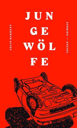 Junge Wölfe von Barrett,  Colin, Oeser,  Hans-Christian