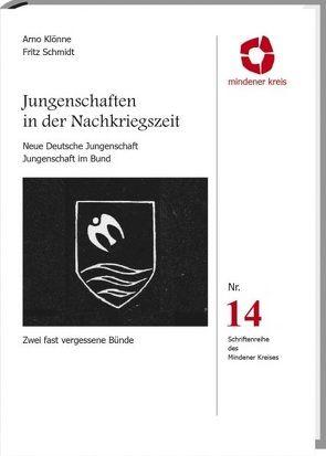 Jungenschaften in der Nachkriegszeit von Klönne,  Arno, Schmidt,  Fritz
