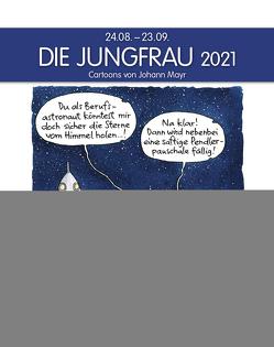 Jungfrau 2021 von Korsch Verlag, Mayr,  Johann
