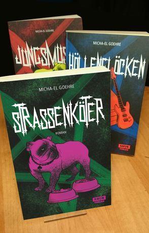 Jungsmusik-Trilogie von Goehre,  Micha-El
