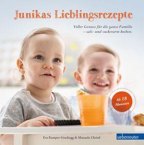 Junikas Lieblingsrezepte von Christl,  Manuela, Kamper-Grachegg,  Eva