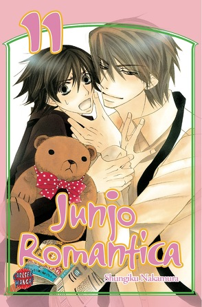 Junjo Romantica 11 von Klepper,  Alexandra, Nakamura,  Shungiku