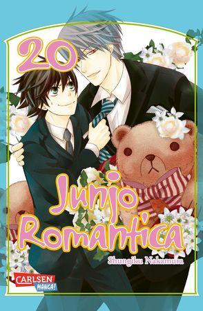 Junjo Romantica 20 von Klepper,  Alexandra, Nakamura,  Shungiku