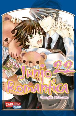 Junjo Romantica 22 von Klepper,  Alexandra, Nakamura,  Shungiku
