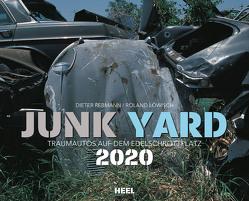 Junk Yard 2020 von Löwisch,  Roland (Fotograf), Rebnamm,  Dieter (Fotograf)