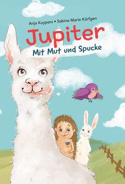 Jupiter – Mit Mut und Spucke von Kuypers,  Anja