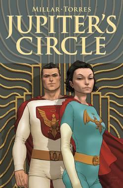 Jupiter's Circle von Gianfelice,  Davide, Millar,  Mark, Sprouse,  Chris, Torres,  Wilfredo
