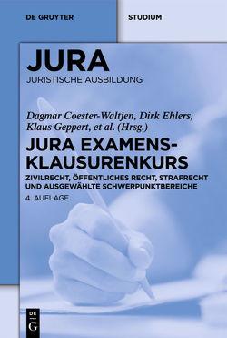 JURA Examensklausurenkurs von Coester-Waltjen,  Dagmar, Ehlers,  Dirk, et al.