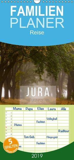Jura. Polen – Familienplaner hoch (Wandkalender 2019 , 21 cm x 45 cm, hoch) von Gospodarek,  Mikolaj