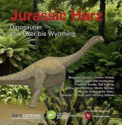 Jurassic Harz von Englich,  Benjamin