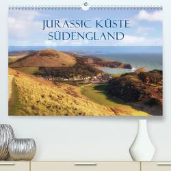 Jurassic Küste – Südengland (Premium, hochwertiger DIN A2 Wandkalender 2020, Kunstdruck in Hochglanz) von Kruse,  Joana