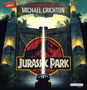 Jurassic Park von Berr,  Klaus, Crichton,  Michael, Rohrbeck,  Oliver