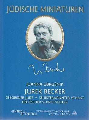 Jurek Becker von Obrusnik,  Joanna