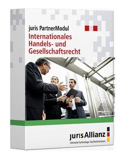 juris Internationales PartnerModul Handels- und Gesellschaftsrecht von jurisAllianz