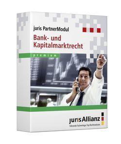 juris PartnerModul Bank- und Kapitalmarktrecht premium von jurisAllianz