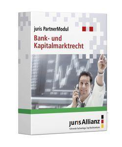 juris PartnerModul Bank- und Kapitalmarktrecht von jurisAllianz
